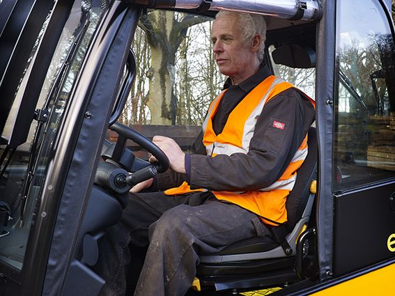 JCB Driver - George D - Excavator Owner, West Midlands