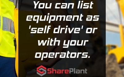 You have 'self drive' or operated options.