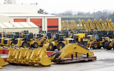 Idle construction equipment loses value every hour!