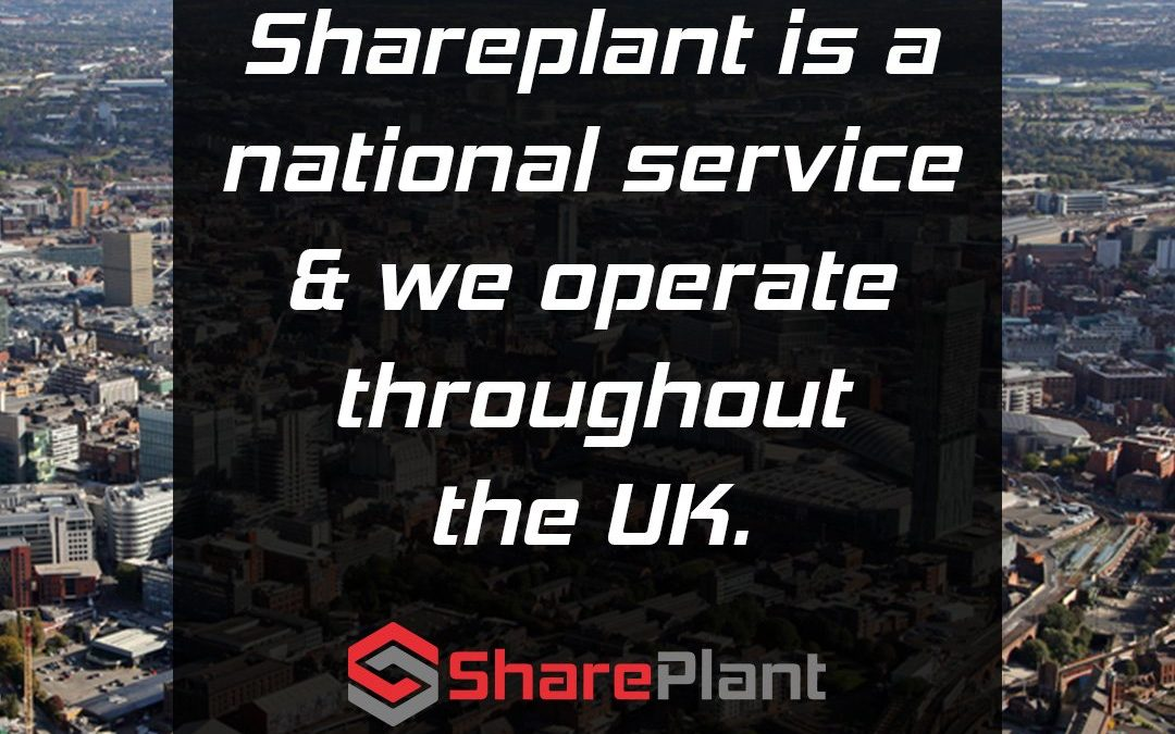 You can find specialist equipment wherever you are in the UK.