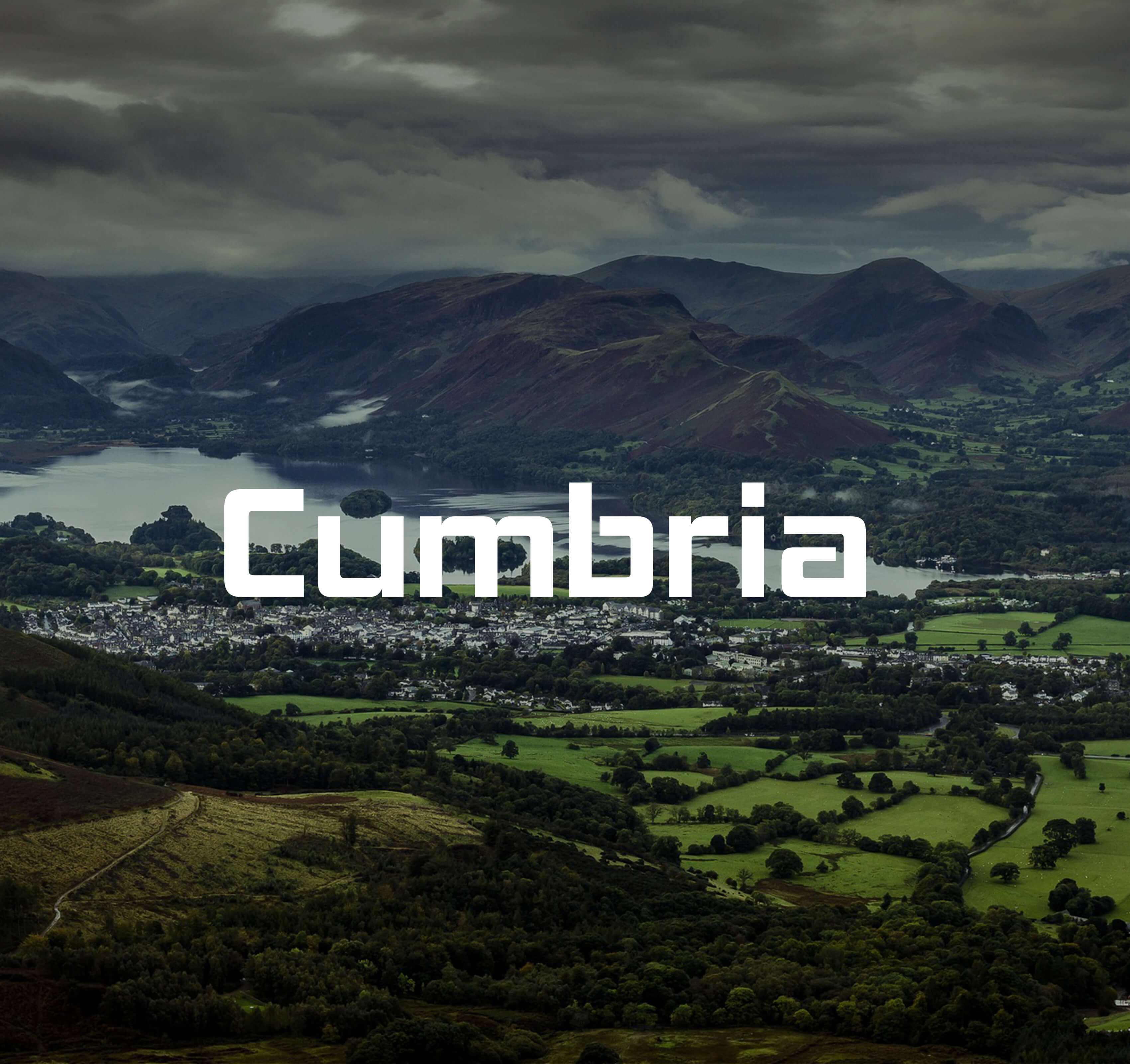 Cumbria locations - Homepage