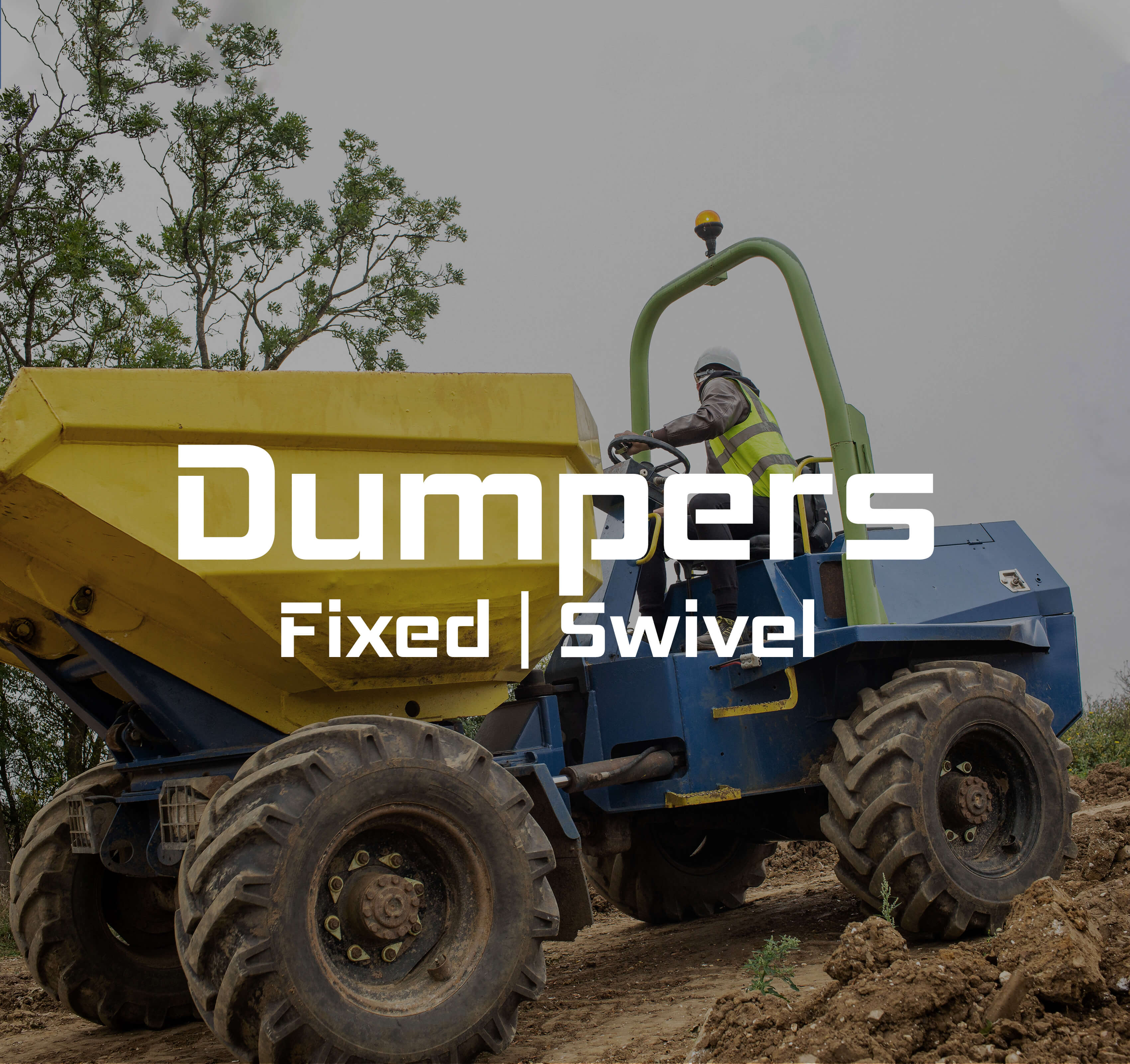 Dumpers equipment marketplace - Homepage