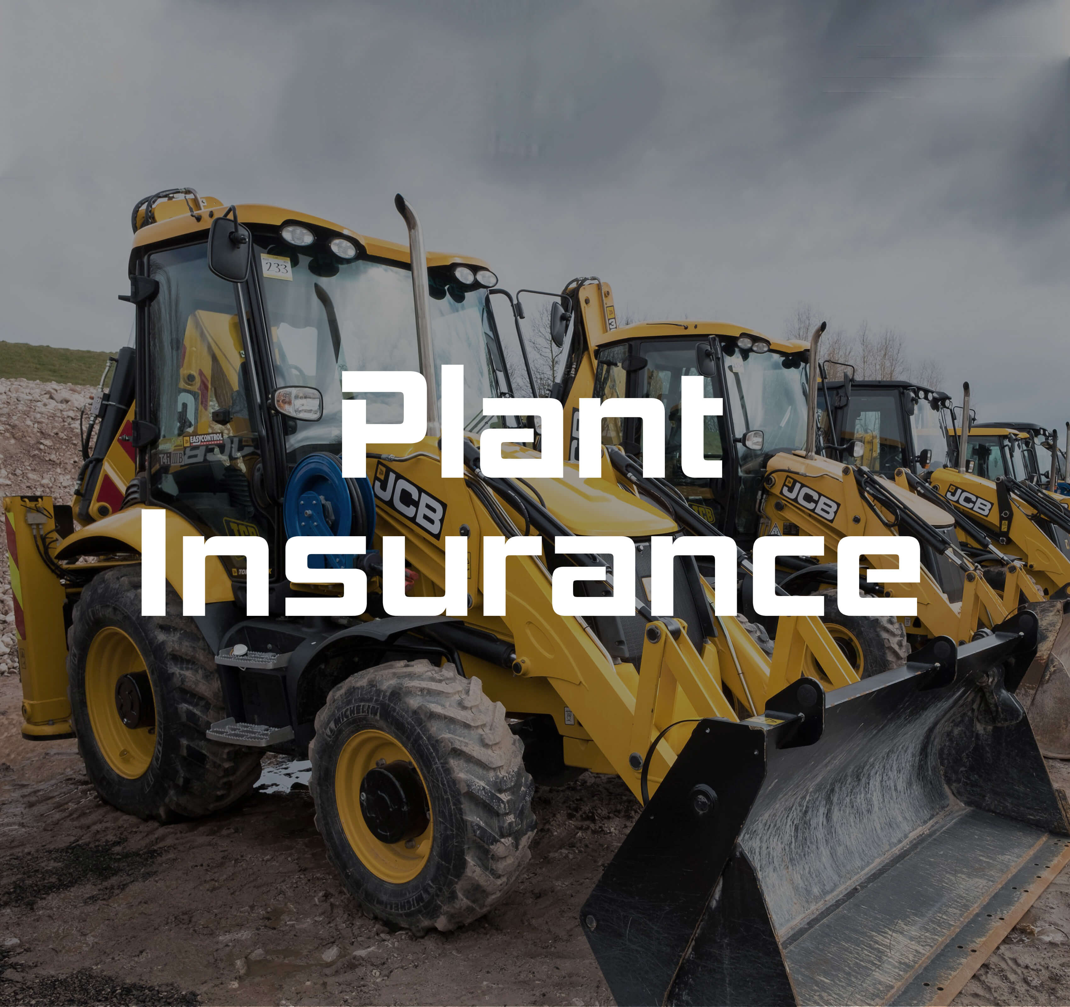 JCB insurance service 1 - Homepage