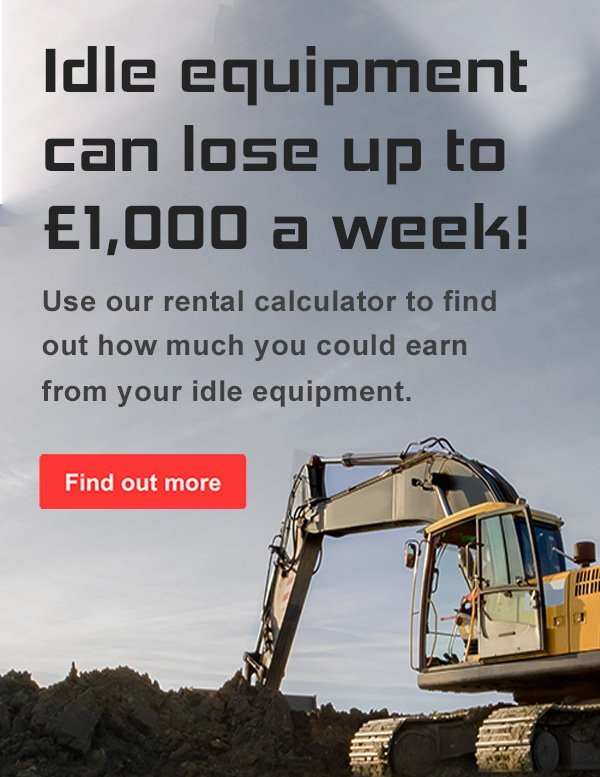 Rental Calculator Phone ad - Homepage