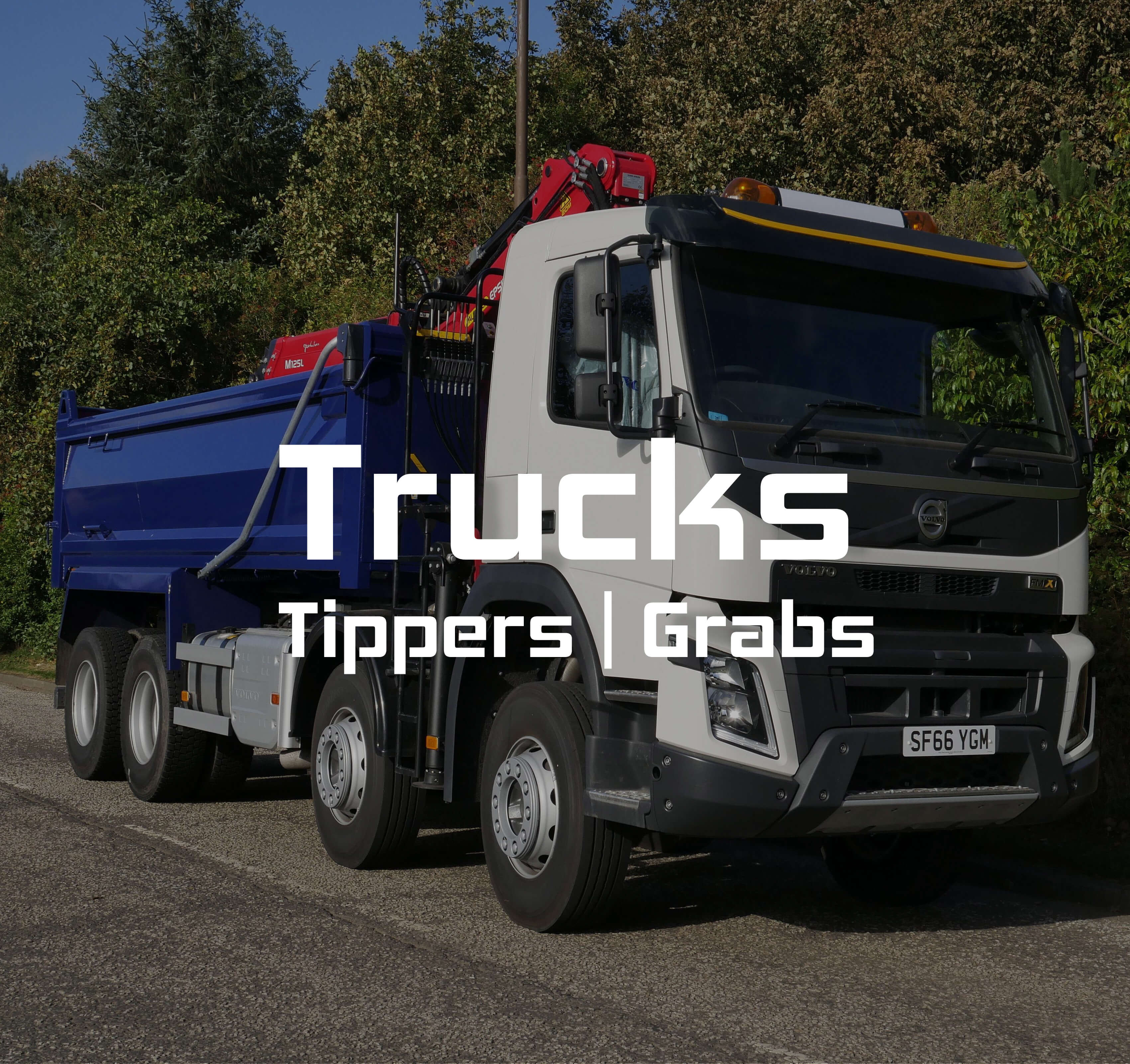 Trucks equipment marketplace - Homepage
